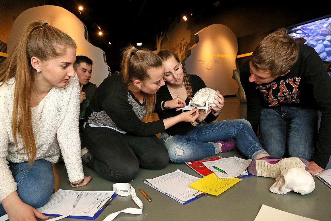 Rostocker Zooschule feiert ihr 50. Jubiläum