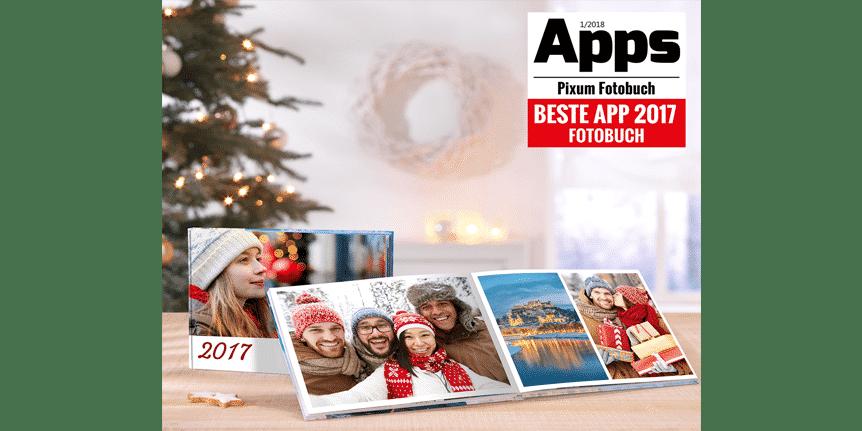 Pixum Fotobuch App