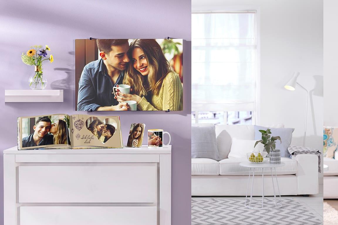 reative und individuelle geschenkideen von pixum pixelino. Black Bedroom Furniture Sets. Home Design Ideas