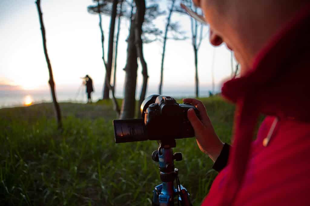 Anfänger Fotoworkshop