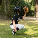 Baseball in Rostock im Rostoer Zoo