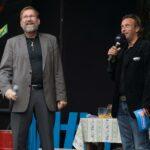 Eröffnung des Zoofest in Rostock