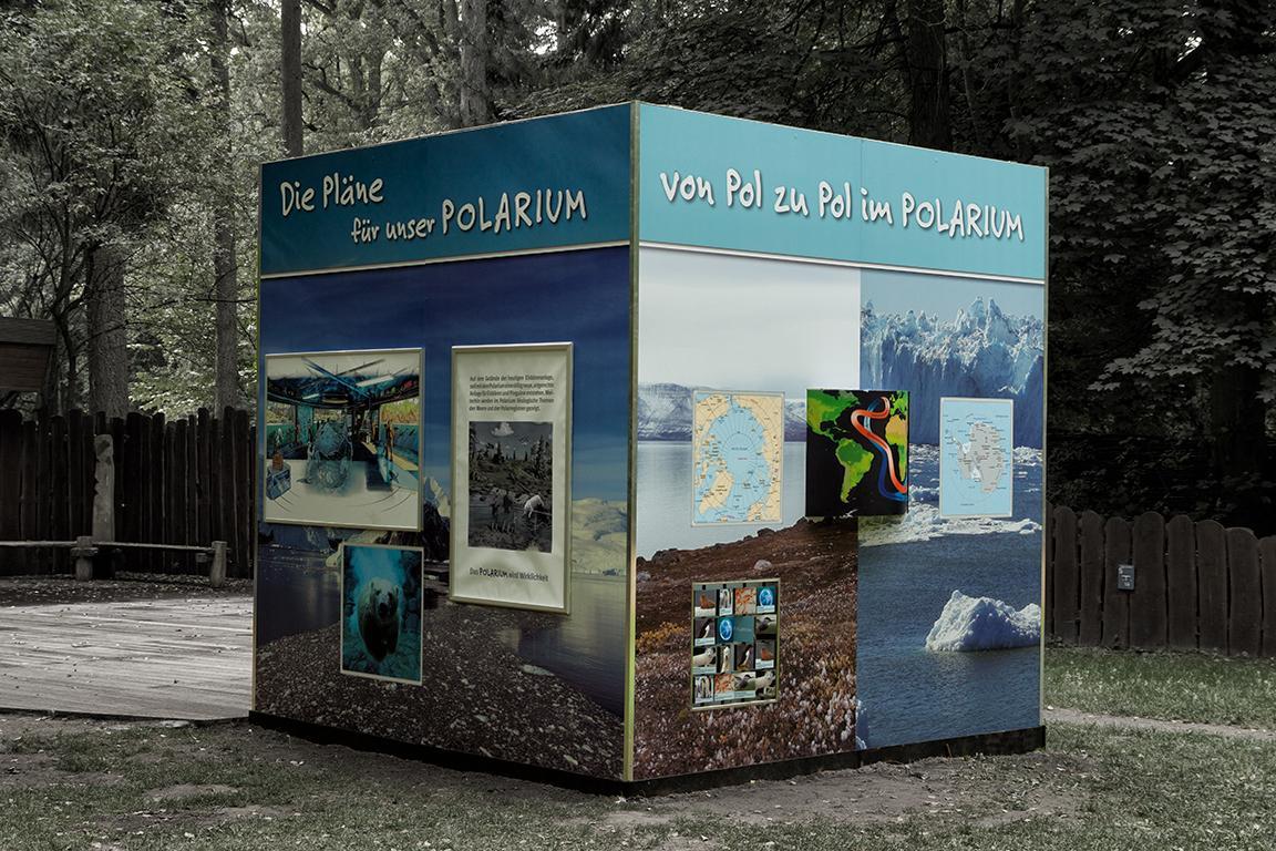 Polarium - Zukunft der Bärenanlage im Zoo Rostock